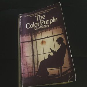 The Color Purple Book (Used) Alice Walker